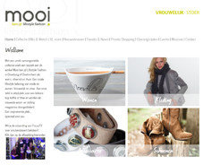 website Mooi ben jij! Lifestyle Fashion